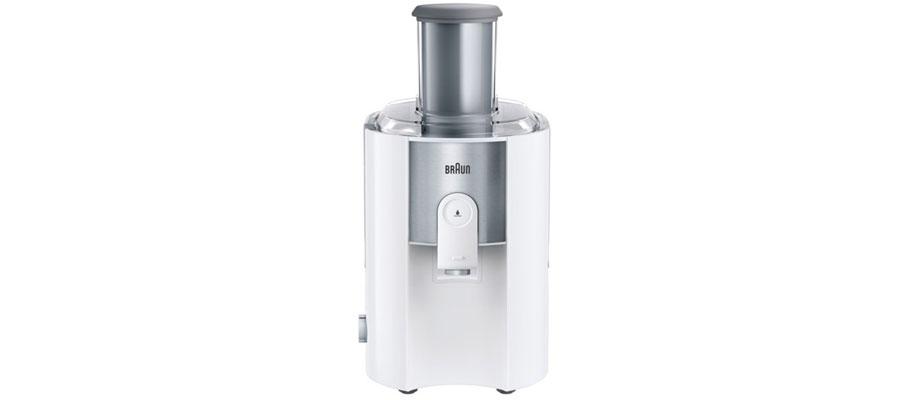BRAUN juicer J500 WH dominokala 03 - آبمیوه گیری براون مدل J500 WH
