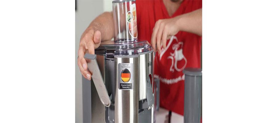 BRAUN juicer J700 dominokala 05 - آبمیوه گیری براون مدل J700