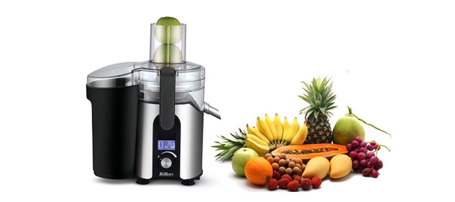FELLER juicer PJ1000 D dominokala 05 - آبمیوه گیری فلر مدل PJ1000D