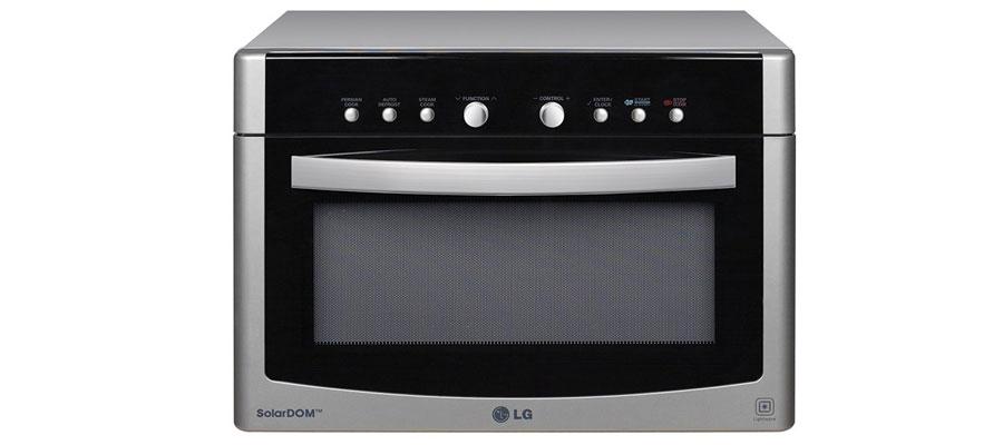 microwave LG MS94SCR Dominokala 3 - مایکروویو ال جی سولاردام MS94SCR