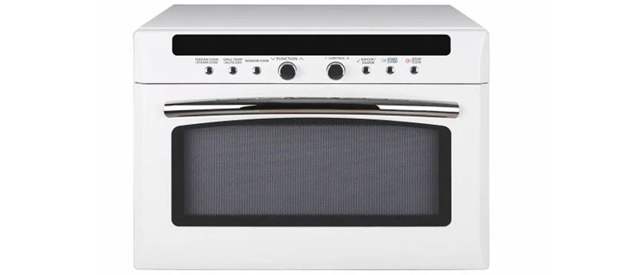 microwave LG MS95WCR Dominokala 3 - مایکروویو ال جی سولاردام MS95WCR