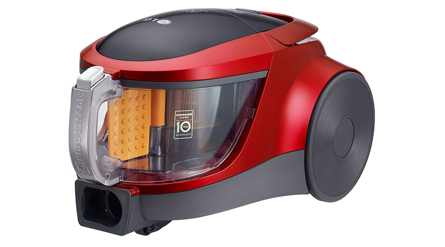 vacuum cleaner LG VC53202NHTR dominokala 7 - جاروبرقی ال جی VK5320NNT