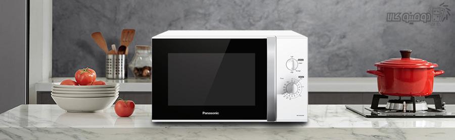Panasonic Microwave NN SM33 dominokala 3 - مایکروویو پاناسونیک NN-SM33