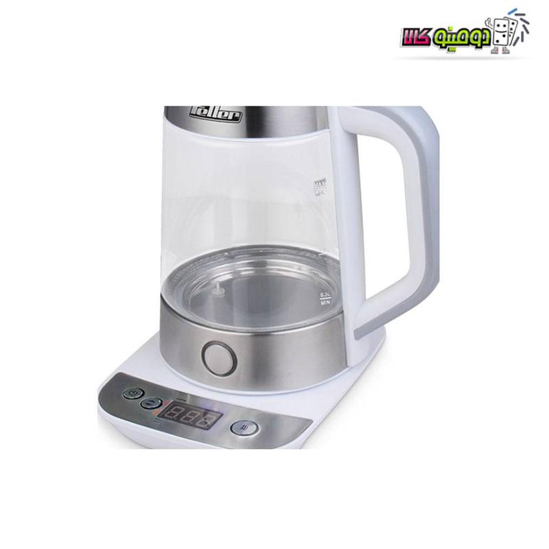 چای ساز فلر مدل TS117WS