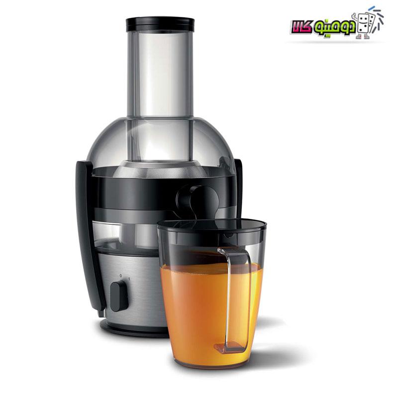 philips juicer hr1863 dominokala 2 1 - آبمیوه گیری دیجیتال