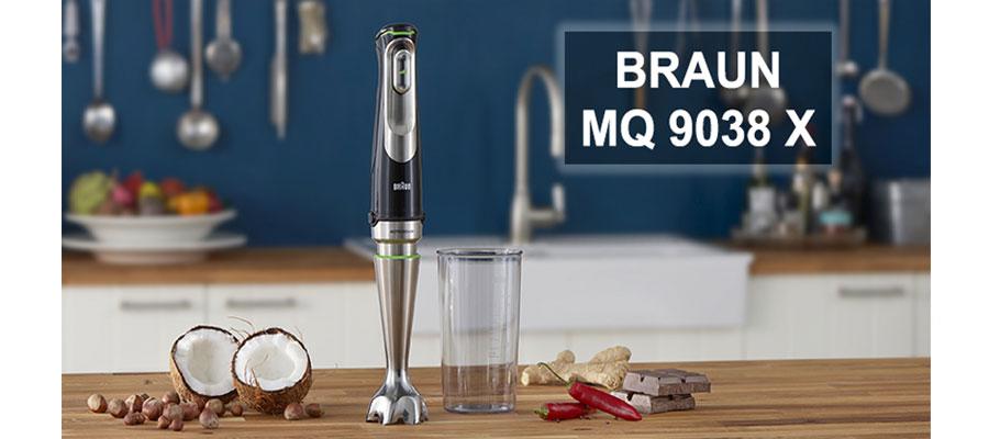BRAUN electronic masher MQ9038X dominokala 92 - گوشتکوب برقی براون MQ9038X