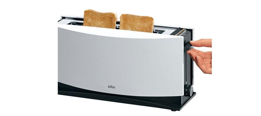 BRAUN toaster HT550 dominokala 011 - توستر براون HT550