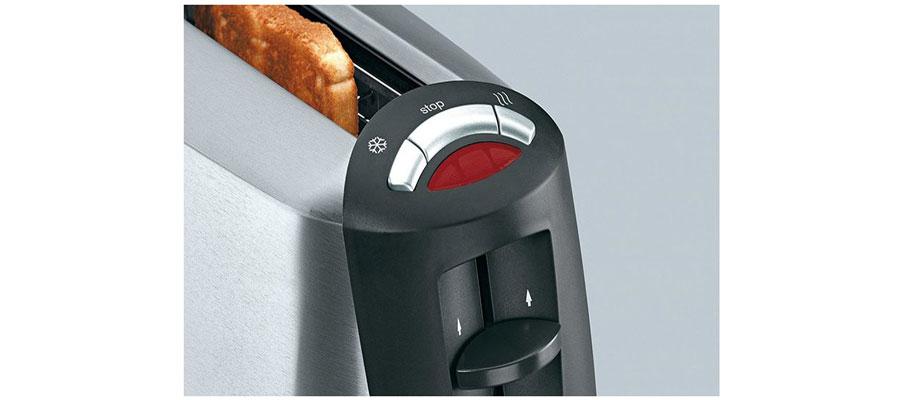 BRAUN toaster HT600 dominokala 012 - توستر براون HT600