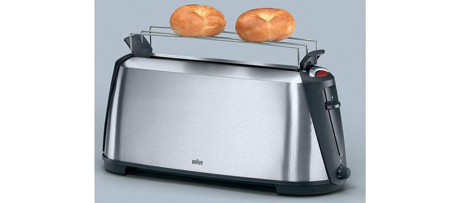 BRAUN toaster HT600 dominokala 09 - توستر براون HT600