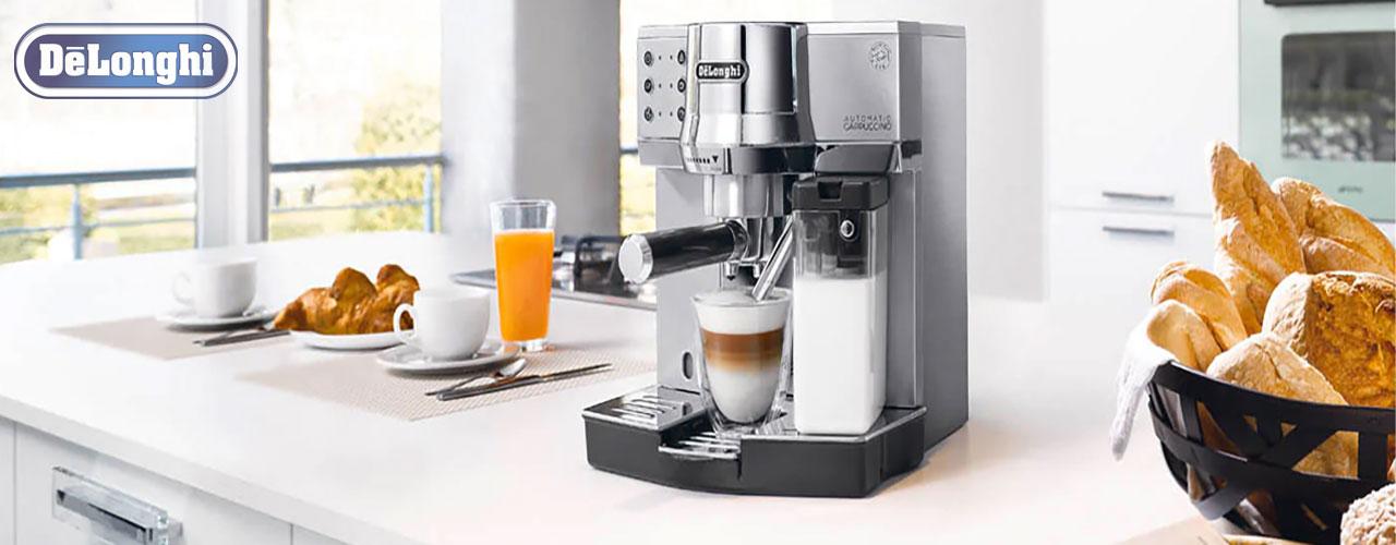 DeLonghi EC850.M Pump Espresso DOMINOKALA 1 - اسپرسوساز دلونگی EC850M