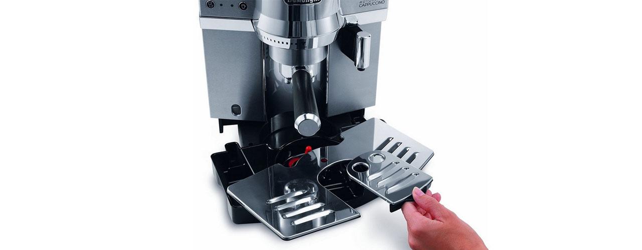 DeLonghi EC850.M Pump Espresso DOMINOKALA 3 - اسپرسوساز دلونگی EC850M