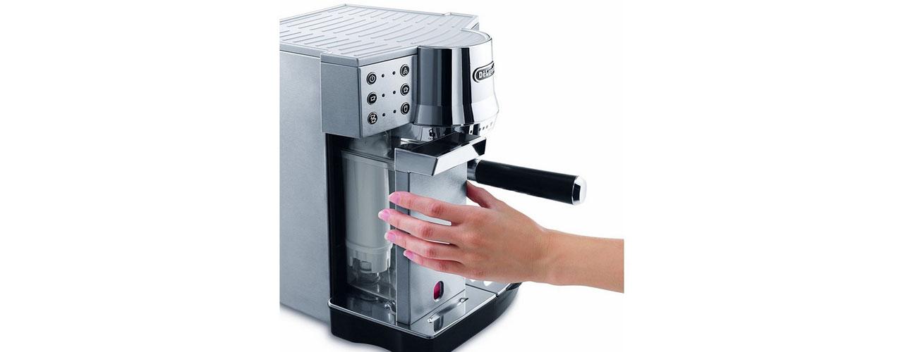 DeLonghi EC850.M Pump Espresso DOMINOKALA 4 - اسپرسوساز دلونگی EC850M