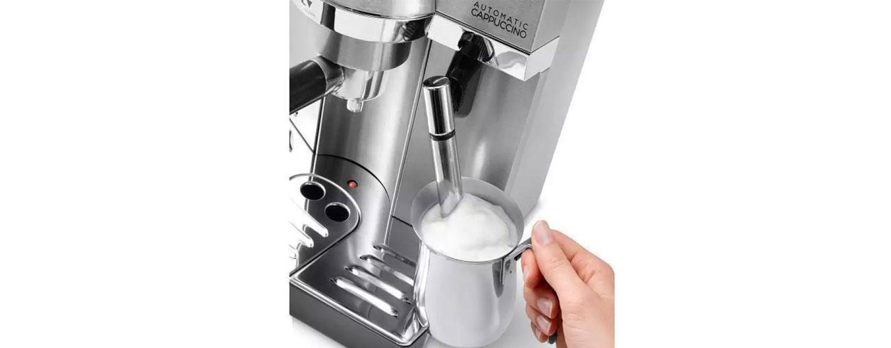 DeLonghi EC850.M Pump Espresso DOMINOKALA 5 - اسپرسوساز دلونگی EC850M