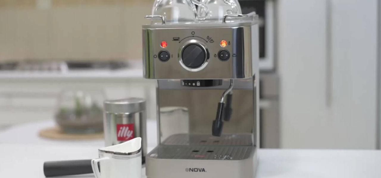 NOVA 149 Espresso MAKER dominokala 4 - اسپرسوساز نوا NOVA 149