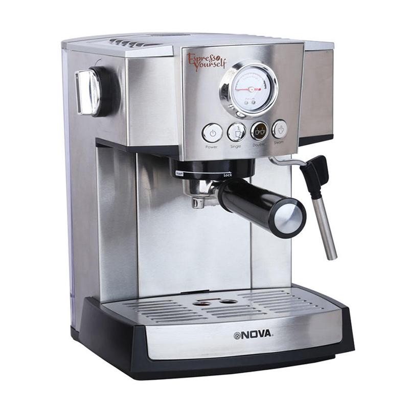 NOVA NCM 127EXPS Espresso MAKER dominokala 1 - بدون دانستن این نکات قهوه ساز یا اسپرسوساز نخرید