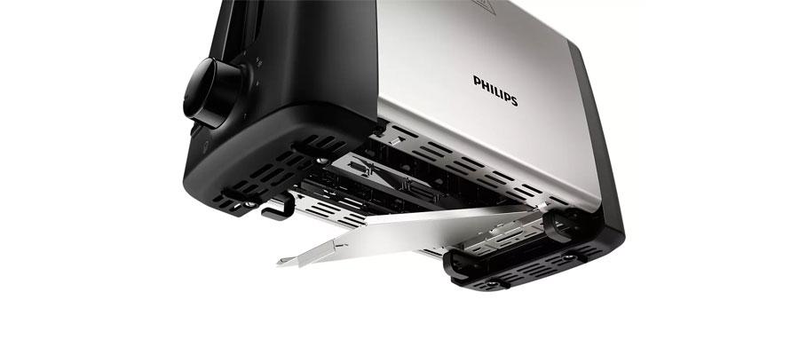 PHILIPS toaster HD4825 DOMINOKALA 011 - توستر فیلیپس HD4825