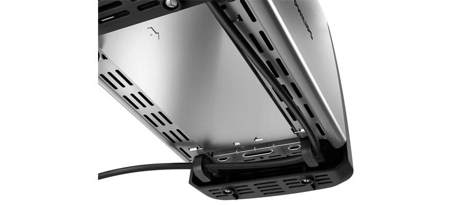 PHILIPS toaster HD4825 DOMINOKALA 012 - توستر فیلیپس HD4825