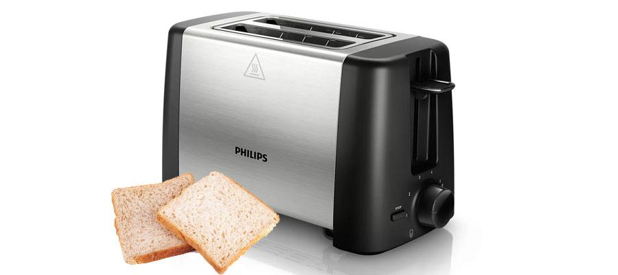 PHILIPS toaster HD4825 DOMINOKALA 08 - توستر فیلیپس HD4825