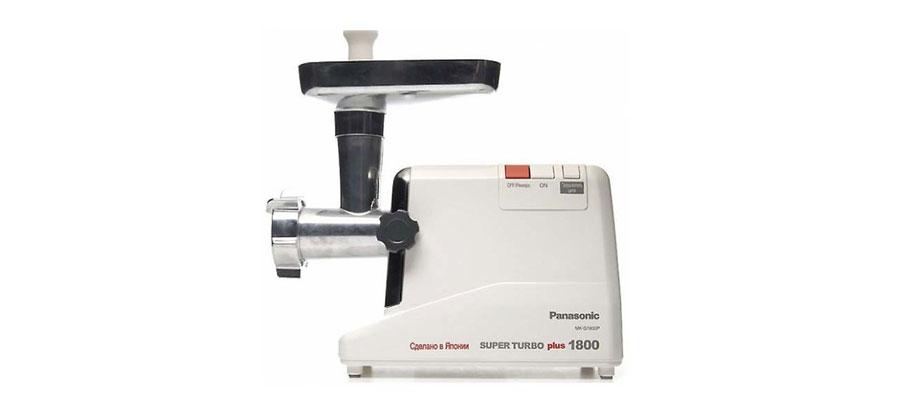 Panasonic MK G1800 meat grinde2r - چرخ گوشت پاناسونیک MK-G1800