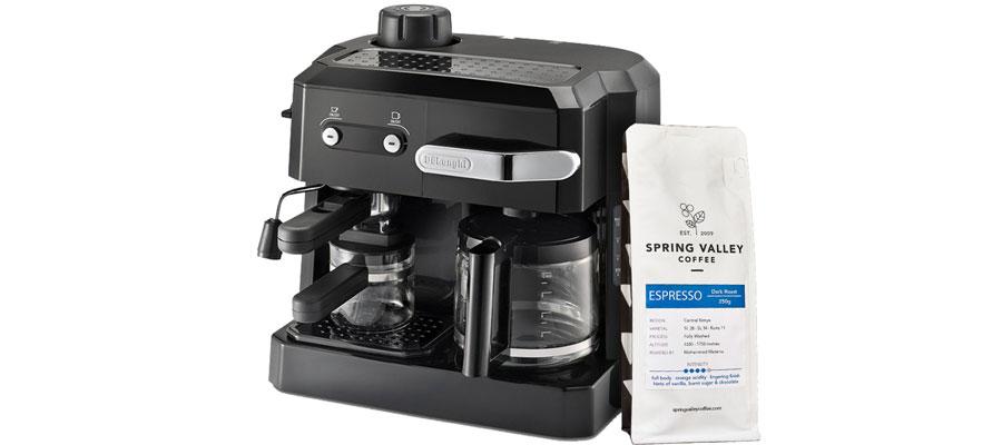 delonghi BCO320 Espresso MAKER DOMINOKALA 1 - اسپرسوساز دلونگی BCO320