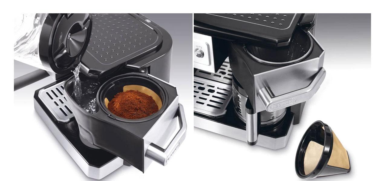 delonghi BCO420 Espresso MAKER DOMINOKALA 11 - اسپرسوساز دلونگی BCO420