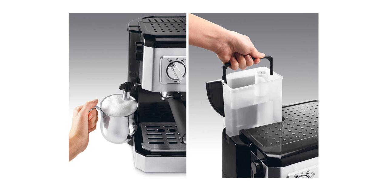 delonghi BCO420 Espresso MAKER DOMINOKALA 12 - اسپرسوساز دلونگی BCO420