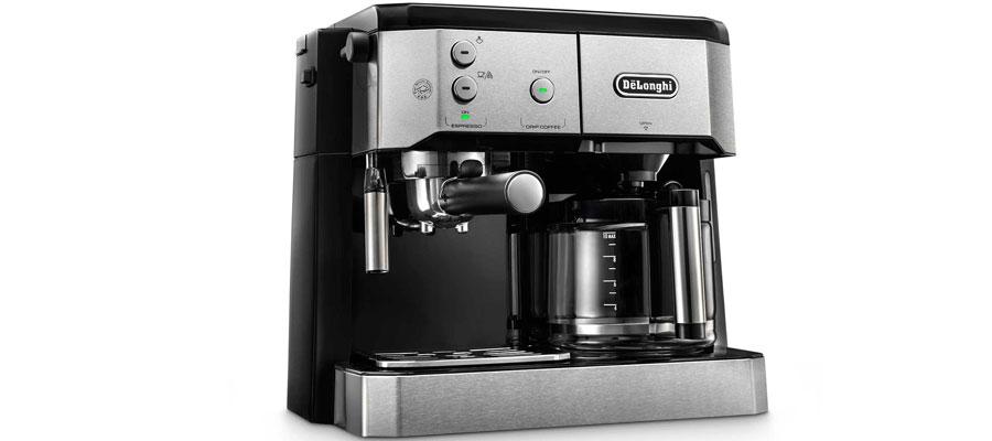 delonghi BCO421 Espresso MAKER DOMINOKALA 2 - اسپرسوساز دلونگی BCO421.S