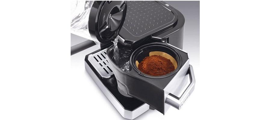 delonghi BCO421 Espresso MAKER DOMINOKALA 3 - اسپرسوساز دلونگی BCO421.S