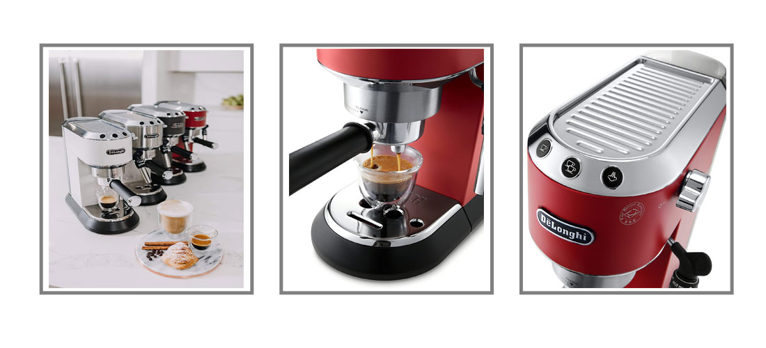 delonghi ec 685.R Espresso MAKER DOMINOKALA 11 - اسپرسوساز دلونگی EC 685.R