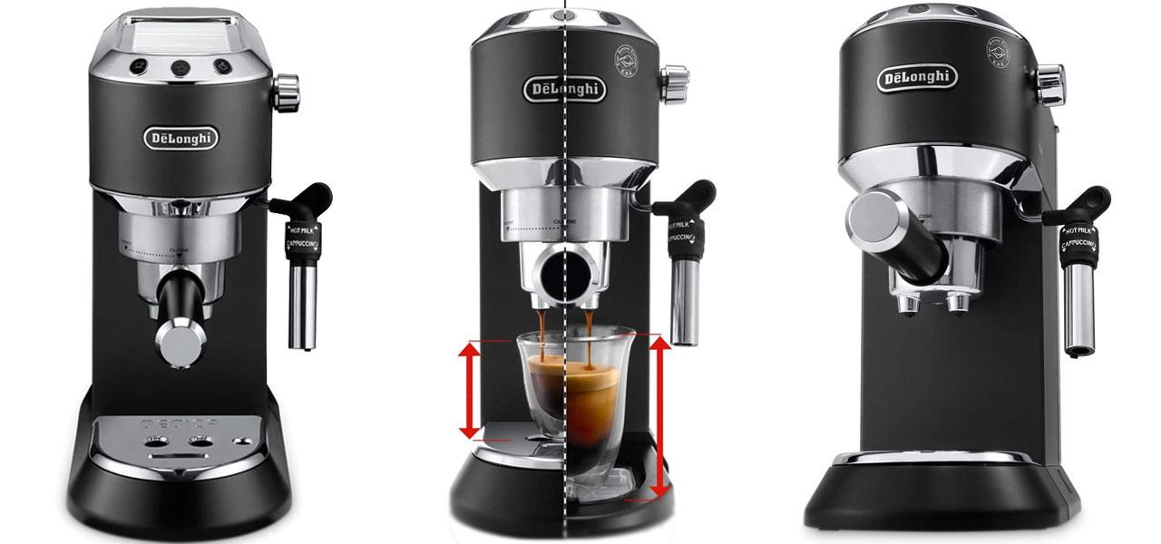 delonghi ec685bk Espresso MAKER DOMINOKALAa 12 - اسپرسوساز دلونگی EC 685.BK