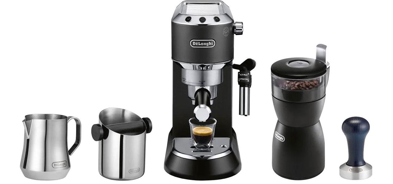 delonghi ec685bk Espresso MAKER DOMINOKALAa 6 - اسپرسوساز دلونگی EC 685.BK