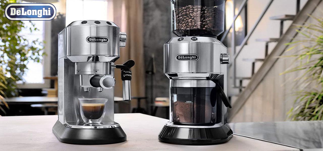 delonghi ec685m Espresso MAKER DOMINOKALA 7 - اسپرسوساز دلونگی EC 685.M