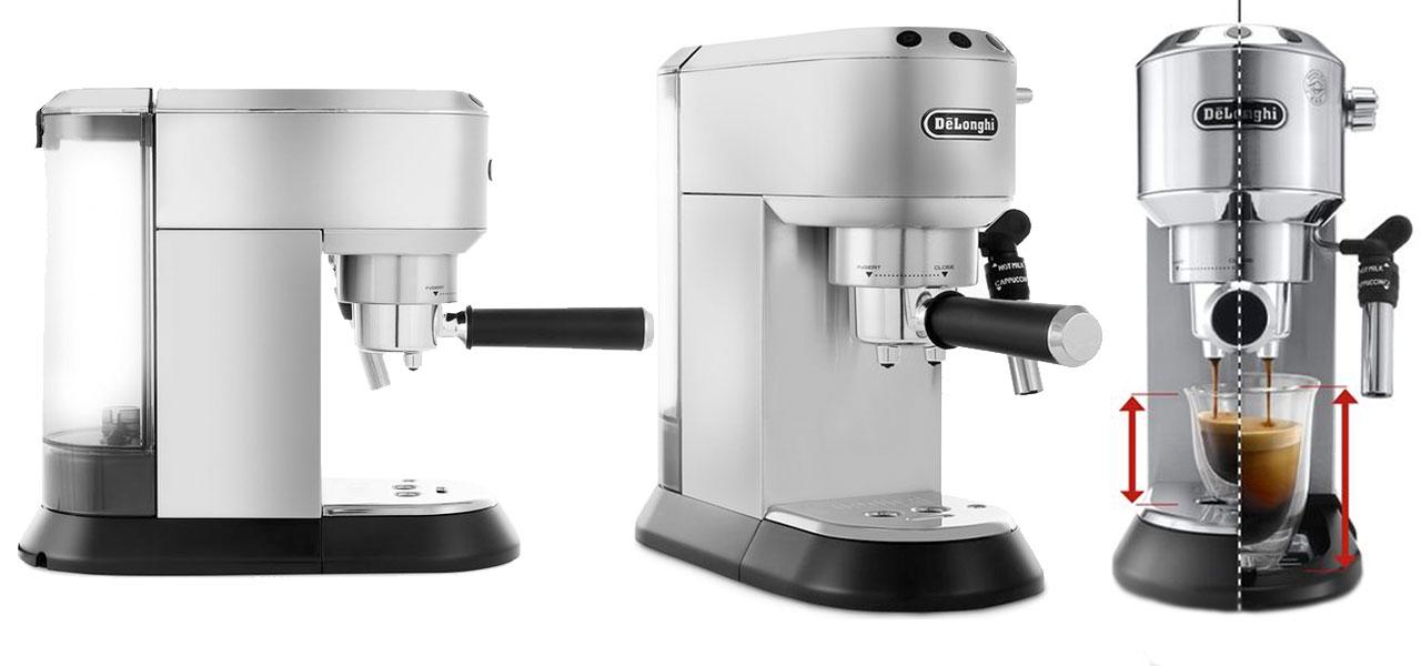 delonghi ec685m Espresso MAKER DOMINOKALAa 8 - اسپرسوساز دلونگی EC 685.M