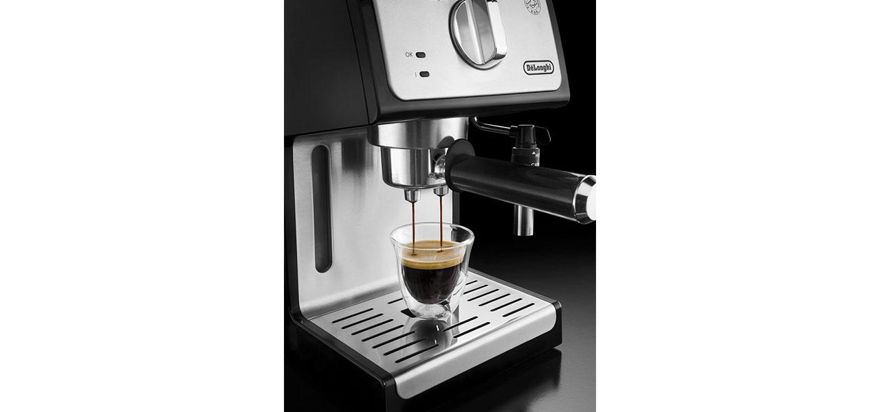 delonghi ecp 35.31 Espresso MAKER DOMINOKALA 13 - اسپرسوساز دلونگی ECP 35.31
