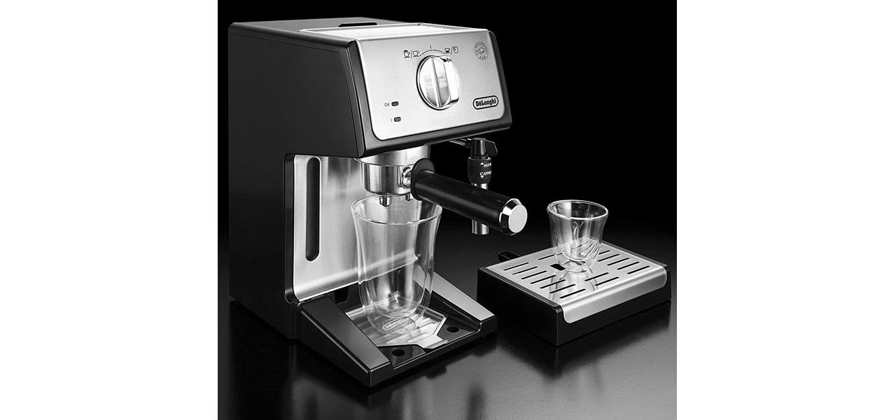 delonghi ecp 35.31 Espresso MAKER DOMINOKALA 14 - اسپرسوساز دلونگی ECP 35.31