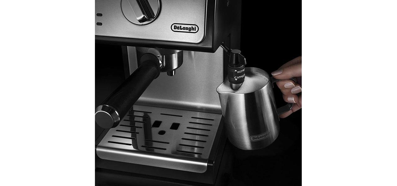 delonghi ecp 35.31 Espresso MAKER DOMINOKALA 15 - اسپرسوساز دلونگی ECP 35.31
