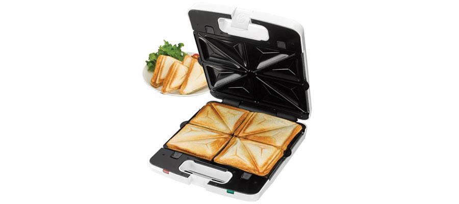 KENWOOD sandwich maker SM740 dominokala 05 - ساندویچ ساز کنوود SM740