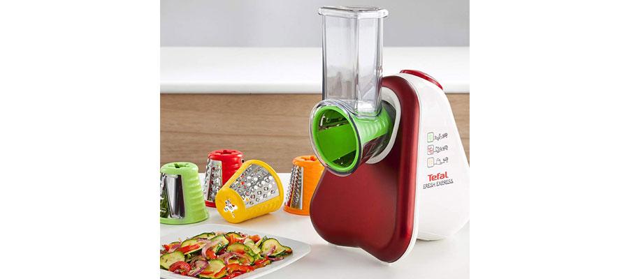 TEFAL salad maker MB7535 dominokala 06 - سالاد ساز تفال MB7535