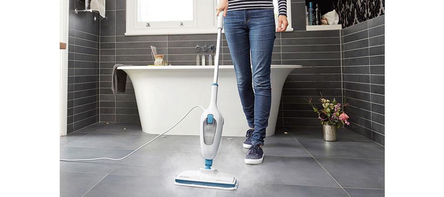 black and decker floor cleaner fsm13e1 dominokala 012 - زمین شوی بلک اند دکر FSM13E1