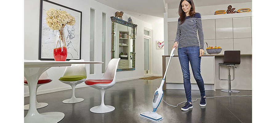 black and decker floor cleaner fsmh13e10 dominokala 018 - زمین شوی بلک اند دکر FSMH13E10