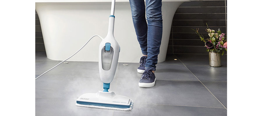 black and decker floor cleaner fsmh13e5 dominokala 012 - زمین شوی بلک اند دکر FSMH13E5