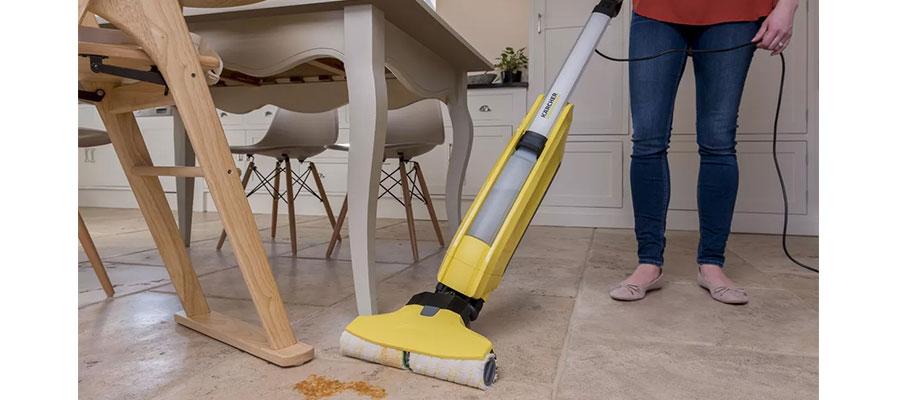 karcher floor cleaner fc 5 dominokala 016 - زمین شوی کارچر FC 5
