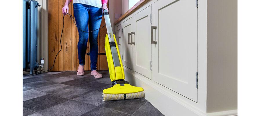 karcher floor cleaner fc 5 dominokala 017 - زمین شوی کارچر FC 5