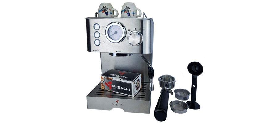 mebashi espresso maker meecm2014 DOMINOKALA 09 - اسپرسوساز مباشی ME-ECM2014
