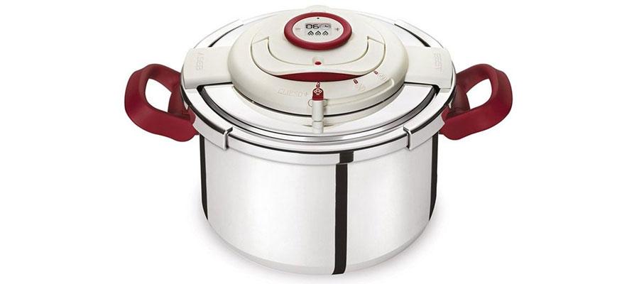 seb pressure cooker clipso precision 4 5l dominokala 04 - زودپز 4.5 لیتری سب SEB CLIPSO + PRECISION
