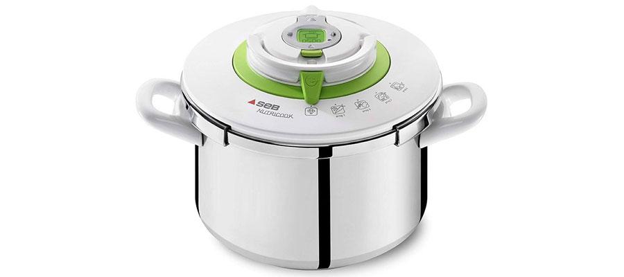 seb pressure cooker nutricook 6l dominokala 05 - زودپز 6 لیتری سب NUTRICOOK