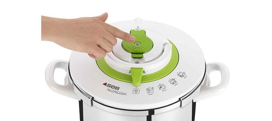 seb pressure cooker nutricook 8l dominokala 06 - زودپز 8 لیتری سب NUTRICOOK