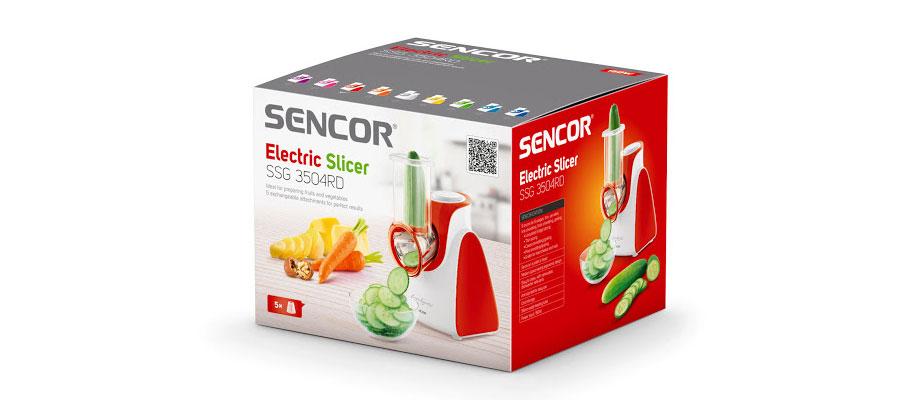 sencor salad maker ssg 3504rd dominokala 012 - سالاد ساز سنکور SSG 3504RD