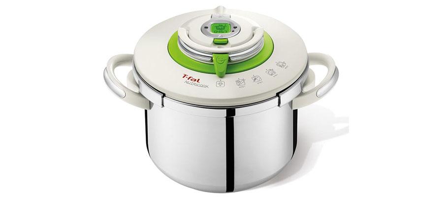 tefal pressure cooker nutricook 6l dominokala 08 - زودپز 6 لیتری تفال NUTRICOOK