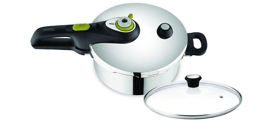 tefal pressure cooker secure 5 neo 4l dominokala 013 - زودپز 4 لیتری تفال SECURE 5 NEO